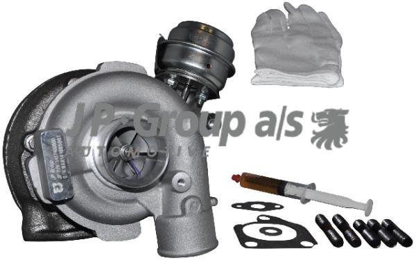 Turbolader für BMW E38 E39 730 und 530 Diesel Garrett 454191-5010S