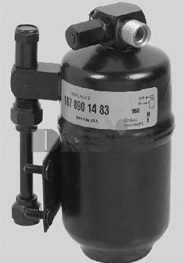 Filter Trockner Hansa MERCEDES R107 W126 S-Klasse 1078301483