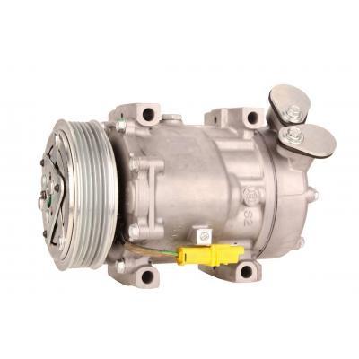 Klimakompressor Citroen C5, Fiat, Peugeot, 71789360, 6453NL, 9645440480