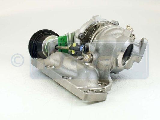 Turbolader für Ssang Yong Actyon I, Kyron, 6640900780, A664090078080, A664090088080