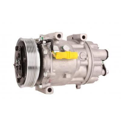 Klimakompressor Citroen C8, Peugeot, 9659749480, 6453TA, 6453VC, 9672867780, 6453YW