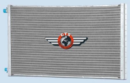 Neuteil Klima Kondensator Klima - Kühler Universal 659 x 446 x 19