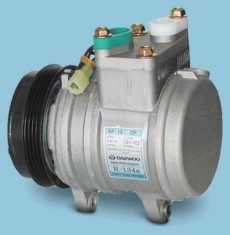 Klimakompressor Chevrolet Kalos, Lacetti, Nubira, Aveo, 96539394, 96539395
