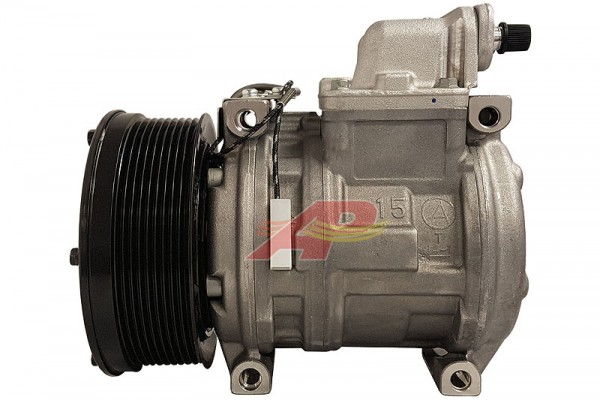 Klimakompressor Claas Mähdrescher, Jaguar Profistar, 5412300328, 5412300311