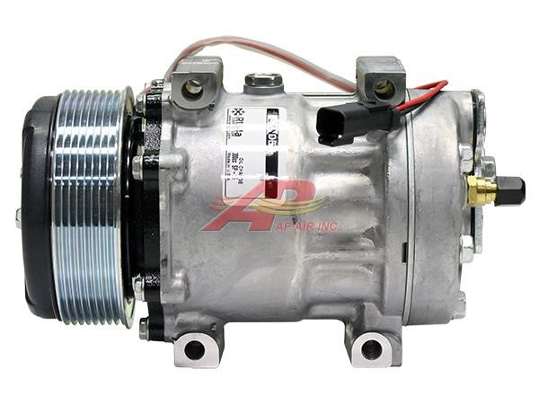 Klimakompressor Caterpillar, 2992212, 3004277, 3952123
