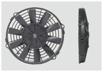 Neuteil Elektrolüfter - Drucklüfter Universal Drückend 225mm