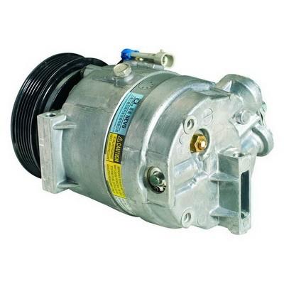 Klimakompressor Opel Vectra C 1.9 CDTi, Signum 1.9 CDTi, Saab 9-3 I 2.2 TiD, 13265616