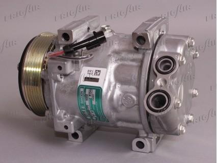 Klimakompressor Peugeot, Fiat Ducato, Citroen Jumper, 136688208