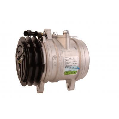 Klimakompressor Fiat Cinquecento, 46469764, 46443509, 46775094, 60814101, 60815796, 60816191, 465