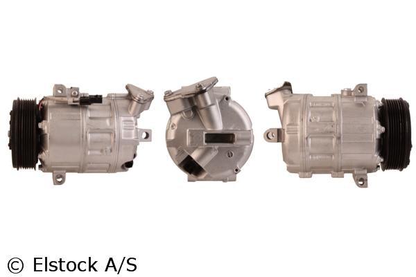 Klimakompressor Renault Espace, Nissan Primaster, 8200705022, 8200577732, 7711368407