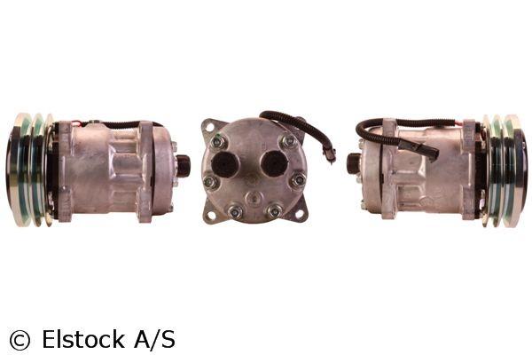 Klimakompressor Case Traktoren, Maxxum, 194121A1, 1977959C1