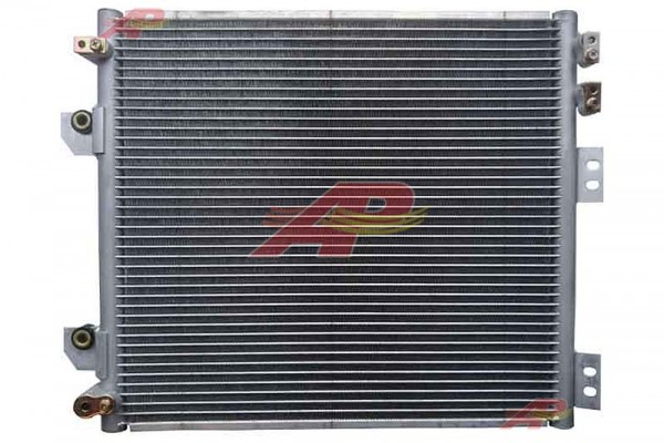 Klimakondensator Hitachi, John Deere, 4704924, FXB00001036