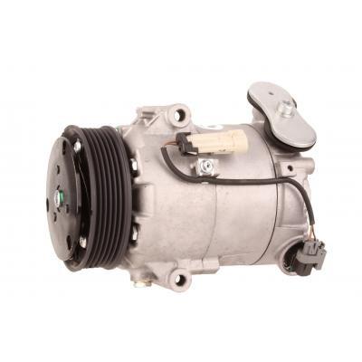Klimakompressor Opel Astra H CDTI ab 2005 mit Klimaautomatic, 24466996, 6854057