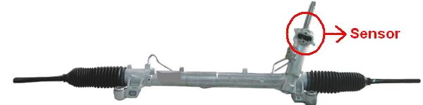 Lenkgetriebe, Ford Kuga, 1510171, 1502090