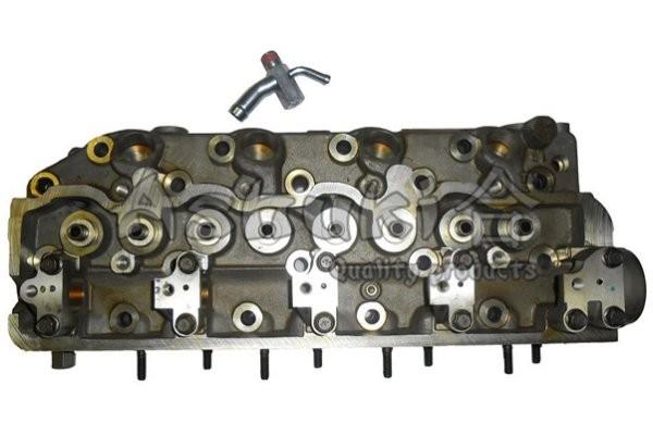 Neuteil Zylinderkopf für Mitsubishi und Hyundai 2,5TD Motorcode 4D56T D4BF
