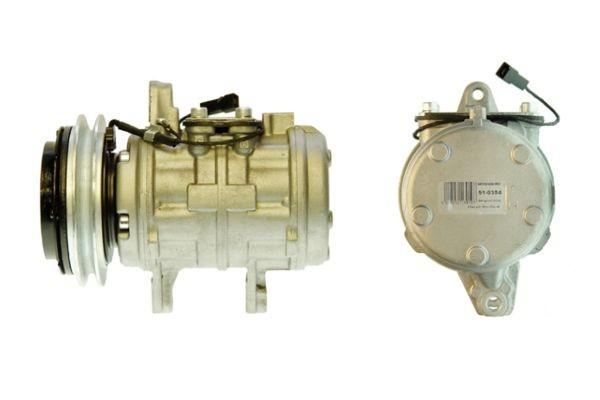 Klimakompressor Ford Scorpio I, 93GG19D629AA, 86GG19D629DA, 0472006360, 1500822 2S6119D629AE 2S6119D