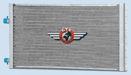 Neuteil Klima Kondensator Klima - Kühler Universal 414 x 248 x 19