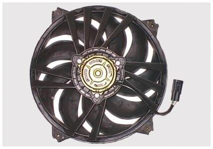 Neuteil Elektrolüfter - Drucklüfter passend für: Xsara 2,0 mit Zarge