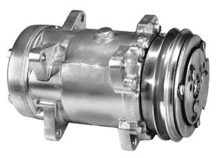 Klimakompressor Verdichter Jaguar XJ 40, 447100-8430 447170-3630 447200-4500 447200-4501 447200