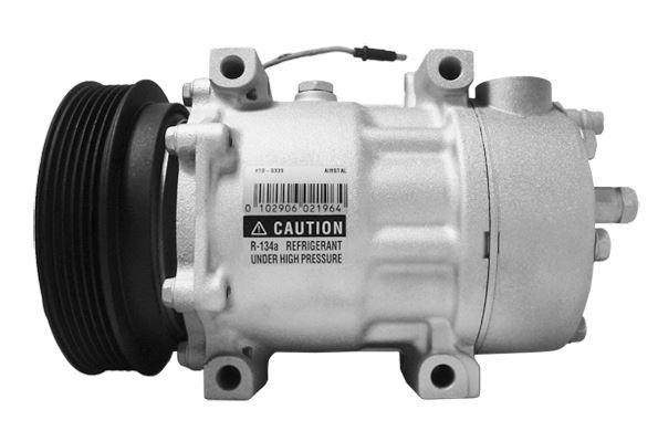 Klimakompressor Saab 9000, 900, 4319240, 4758181, 4868659, 9629593