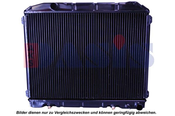 Wasserkühler für Mercedes Pagode W113 205SL, 1135001103, 1135001303, 1135000703