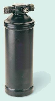 Neuteil Filter Trockner für Klima Universal Anschlüsse 2x Aussengewinde 5/8 O-Ring Durchmesser 64mm