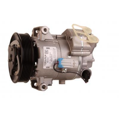 Klimakompressor Opel Vectra C, Signum, 60693875, 51704659, 24411270, 6854007