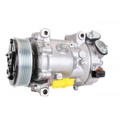 Klimakompressor Citroen C4, C5III, Peugeot 308, 407,508, 9684141780, 9671451380, 6453ZT, 6453ZS